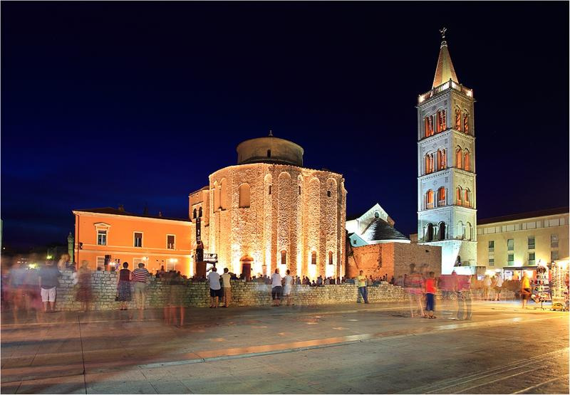 Zadar a treasury of a 3000 years old cultural and historical heritage - Apartment with Balcony in Ancient City of Zadar - Zadar - rentals