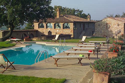 Villa Le Fontanelle - Image 1 - Pienza - rentals