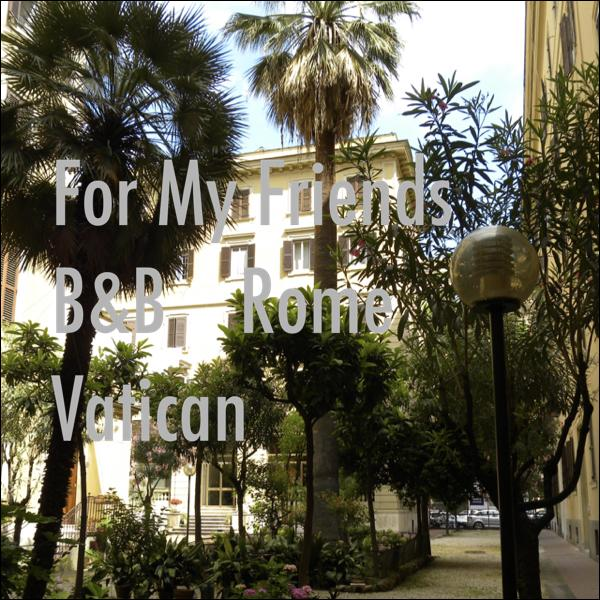 Coutryard - For My Friends B&B Vatican City - Rome - rentals