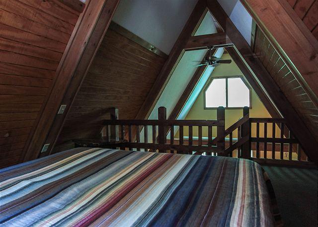 Romantic A Frame Cabin. - Image 1 - Logan - rentals