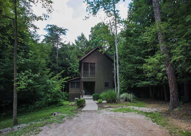 Hocking Hills Romantic Cabin For 2 - Image 1 - Logan - rentals