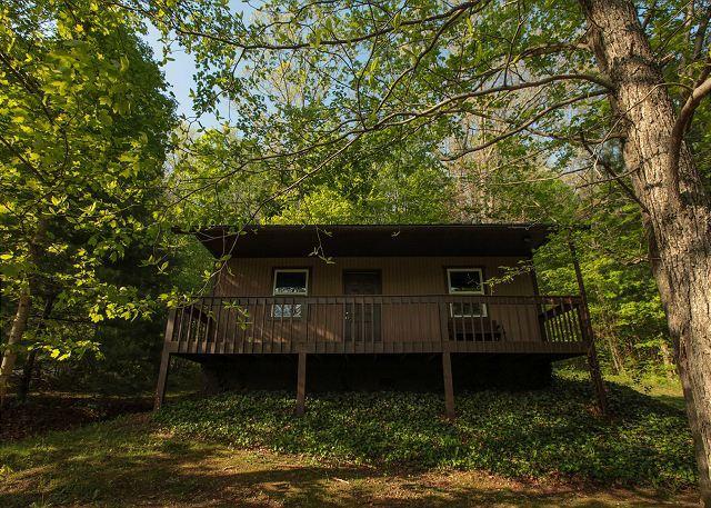 Romantic Cabin For 2 - Image 1 - Laurelville - rentals