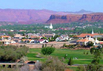St. George, located in SouthWest Utah. A year round outdoor sports mecca! - Affordable, Spring Tree, 1 bedroom Condo - Saint George - rentals