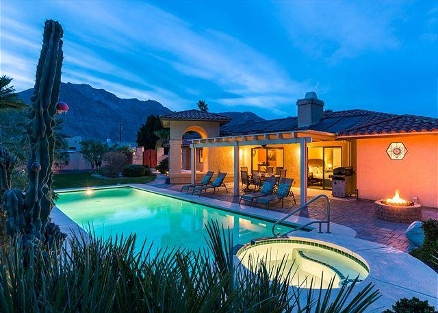 'Villa Carranza' Pool, Spa, Fruit Trees, View - Image 1 - La Quinta - rentals