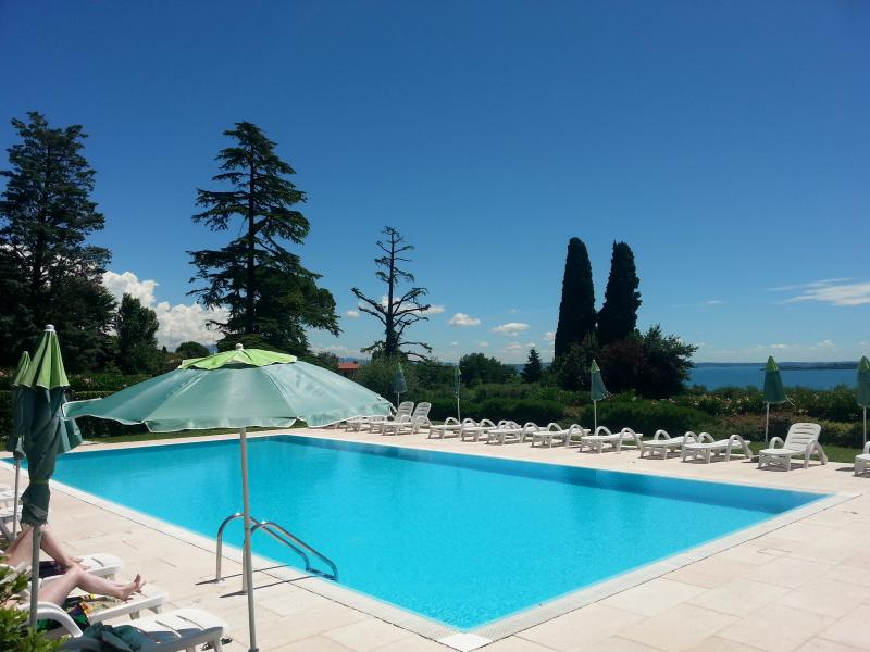 Corte Ferrari Moniga: with pool, lake view, WIFI - Image 1 - Moniga del Garda - rentals
