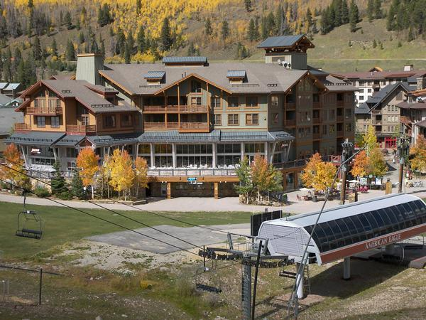 Copper One Lodge - Copper One 1 bed 1 bath A - Copper Mountain - rentals