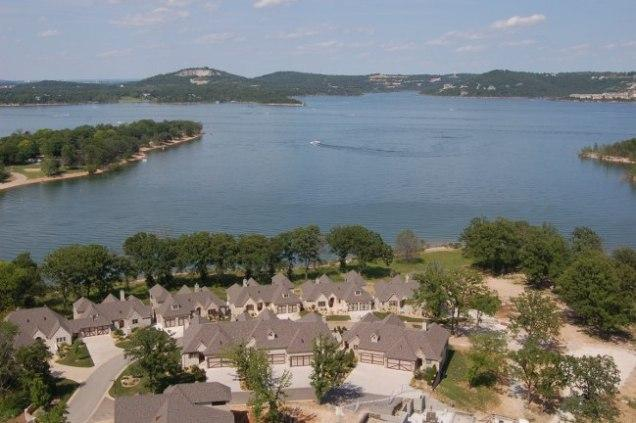 Arial - Table Rock Missouri - NOT CO - Blue Eye - rentals