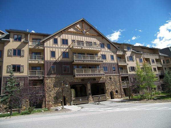 Red Hawk Lodge - Red Hawk Lodge 1 Bed 1 bath - Keystone - rentals