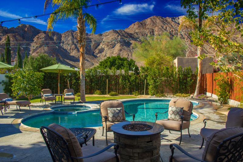 Resort lifestyle experience | Executive home features & amenities, affordably priced - La Quinta Luxury Retreat - La Quinta - rentals