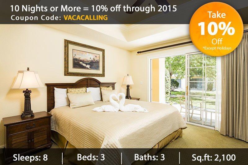Seven Eagles Retreat - 2,100 Sq. Ft, 3 bed 3 bath Reunion Resort Town Home - Image 1 - Reunion - rentals