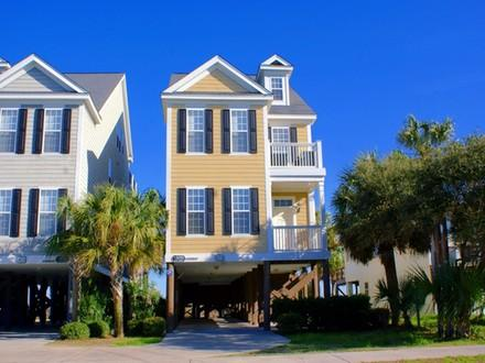 Shore Perfection - Image 1 - Surfside Beach - rentals