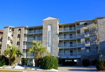 Surfwatch III 301 - Image 1 - Surfside Beach - rentals