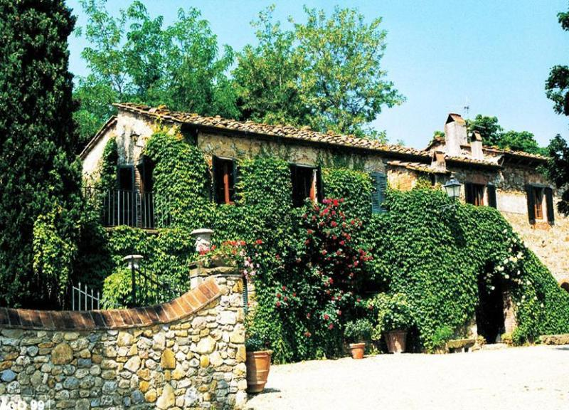 View of the Terrazza Cottage - Terrazza Cottage - Bucine - rentals