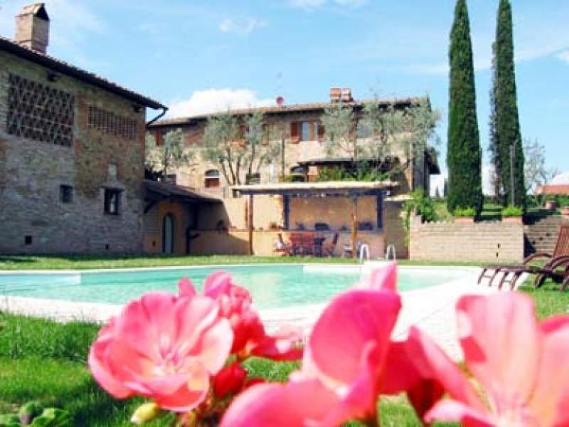 Tuscany farmhouse with Swimming pool - Farmhouse Vico - Ulignano - rentals
