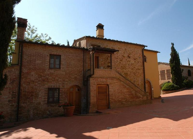 View of the Farmhouse Apartment Donata - Farmhouse Apartment Donata - Montaione - rentals