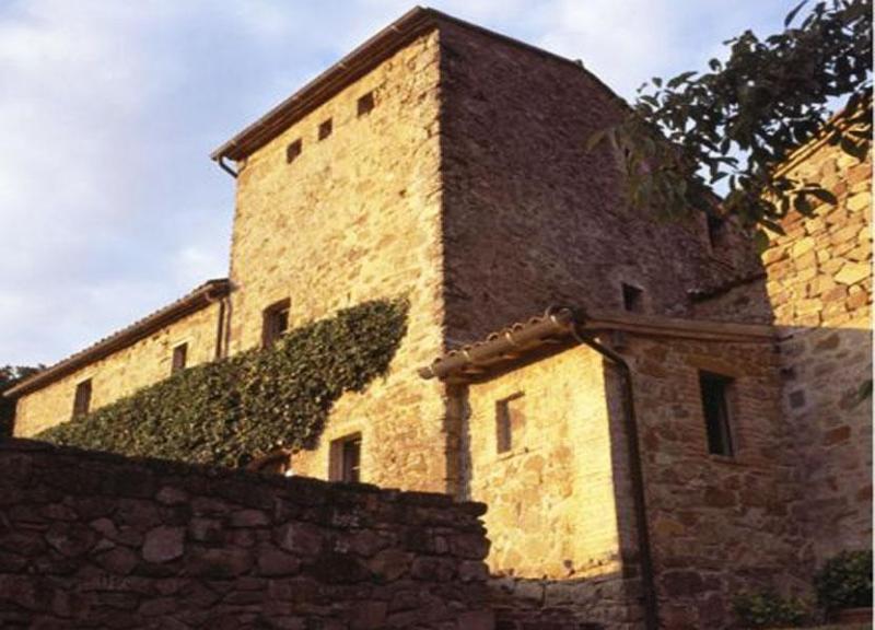 Main view of the villa - Villa Edmondo - Pienza - rentals