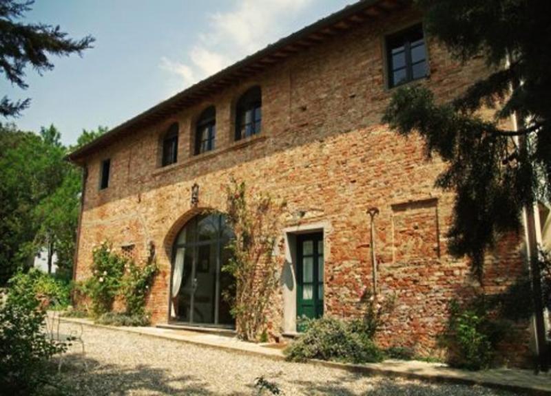 Main view of the house - Casa Sibillino - San Miniato - rentals