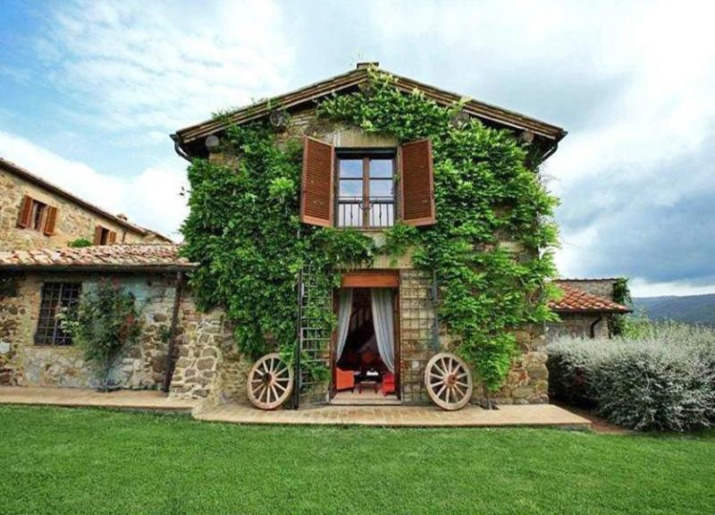 Main view of the Villa Autunno - Villa Autunno - Montalcino - rentals