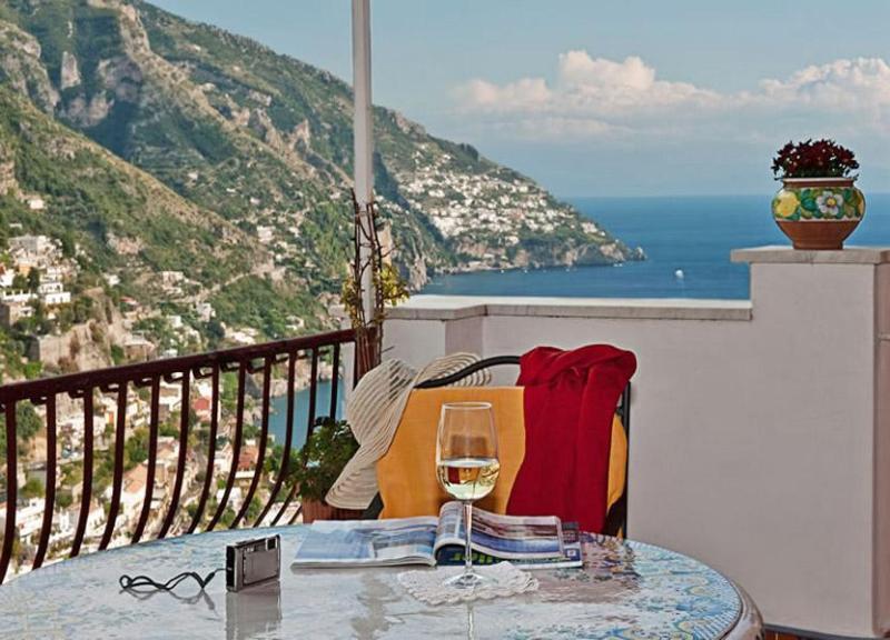 Positano Vista Apartment - Image 1 - Positano - rentals