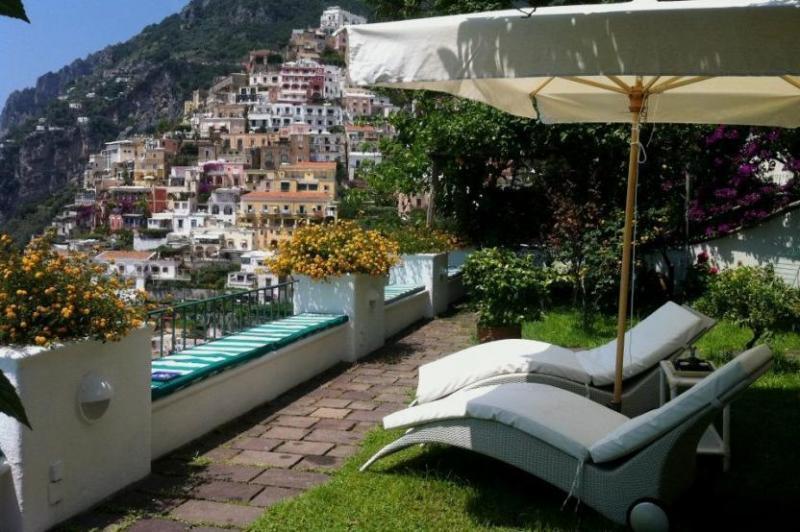 Terrazza SeaView Suite - 4pax - Image 1 - Positano - rentals