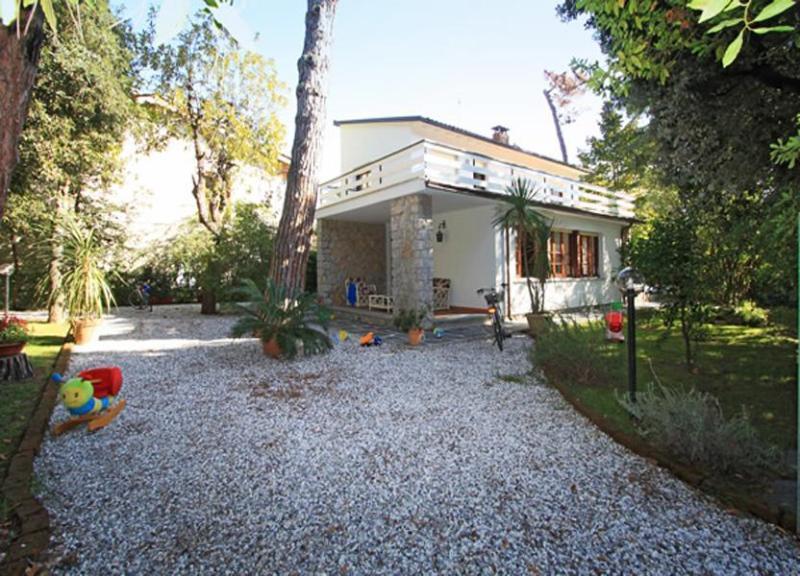 View of the villa and surroundings - Villa Susan - Forte Dei Marmi - rentals