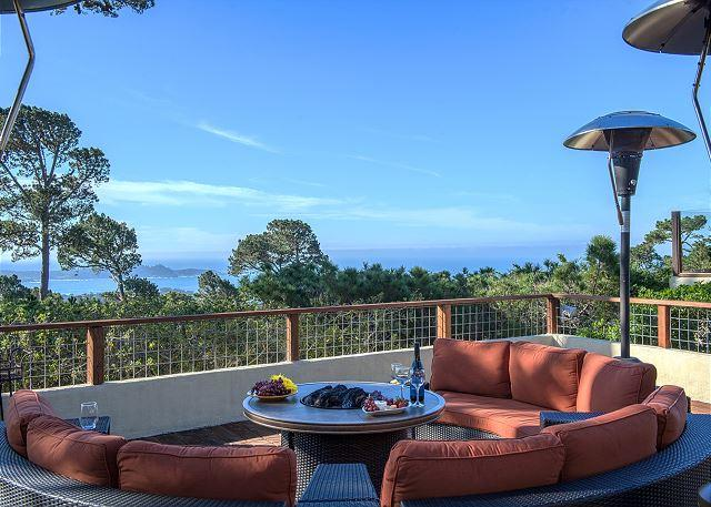 3556 Heavenly Vista ~ Stunning Views of the Ocean & Point Lobos, Luxurious - Image 1 - Carmel-by-the-Sea - rentals
