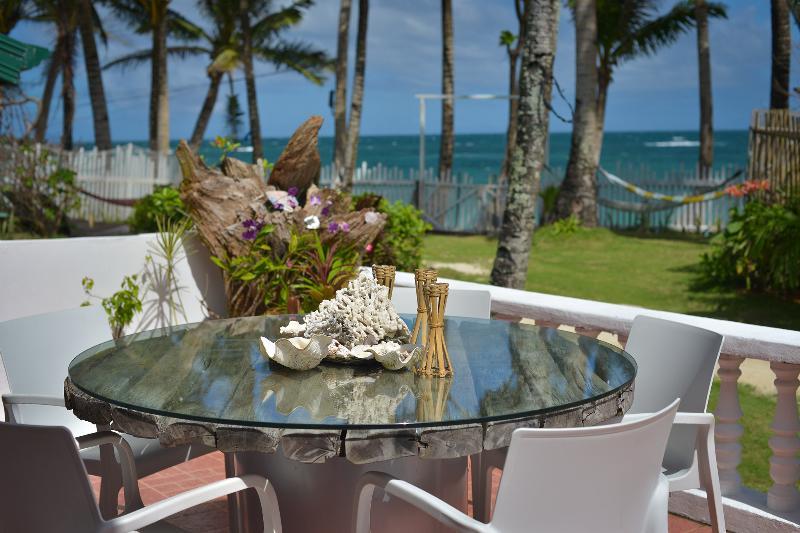 Dining alfresco - SKY's BORACAY BEACH HOUSE - Boracay - rentals
