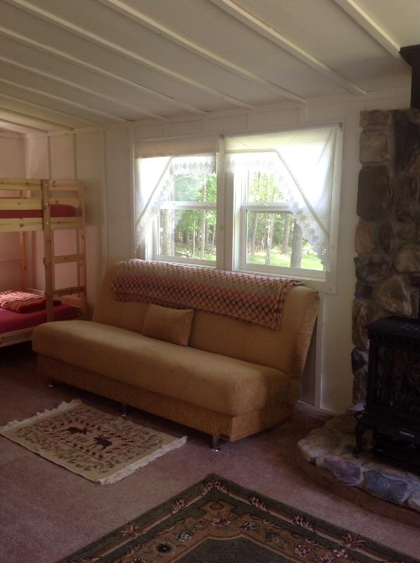 FOUR SEASON ROOM WITH FIREPLACE - ALPINE HAVEN BY WHITEFACE-4 SEASONS - Wilmington - rentals
