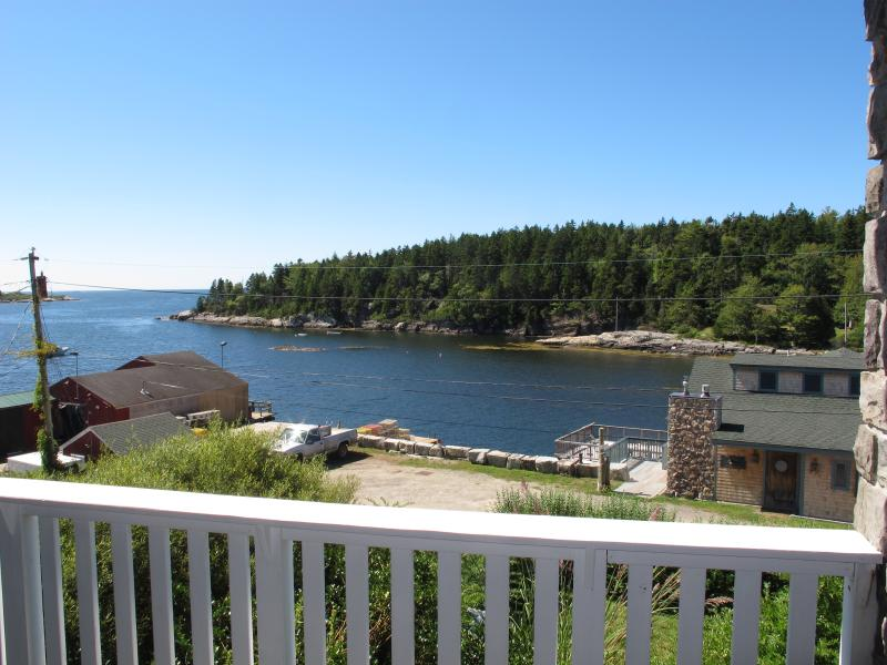 Beautiful views of the Open Ocean and Harbor - Image 1 - Phippsburg - rentals