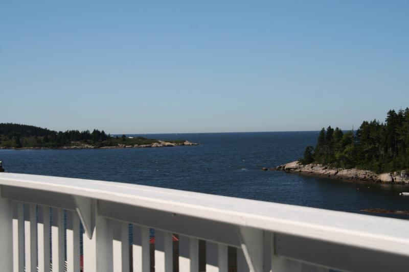 Spectacular views of the open ocean and harbor. - Image 1 - Phippsburg - rentals