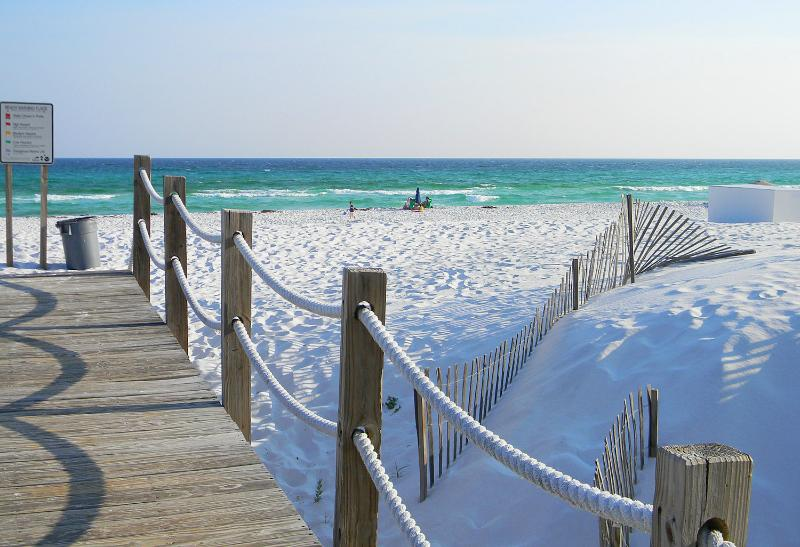 Sea Oats 709 -AVAIL 8/1-8/8! 7th FL- Partial Gulf View-Okaloosa Island! Book Online! - Image 1 - Fort Walton Beach - rentals