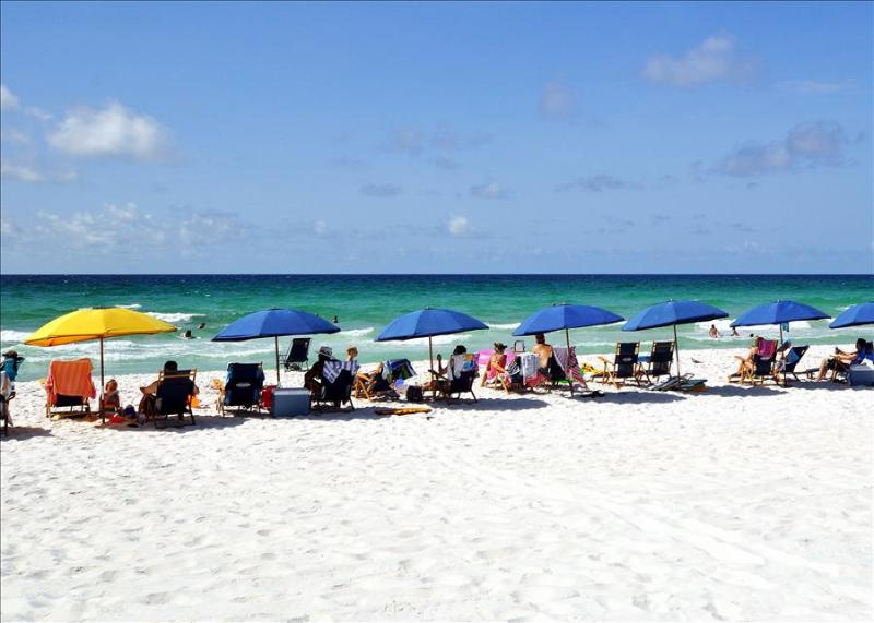 """Island Sands Unit 103"" or ""Island Dreamer"", Ground Floor, Beach Front, Sleeps 6!! - Image 1 - Fort Walton Beach - rentals"