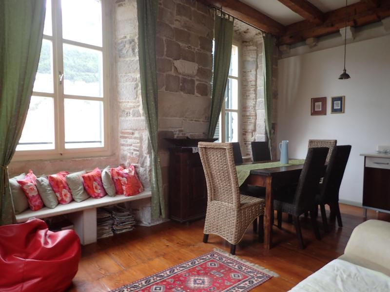 Living and dining area - Cathedral View apartment, Old Town, Dubrovnik - Dubrovnik - rentals