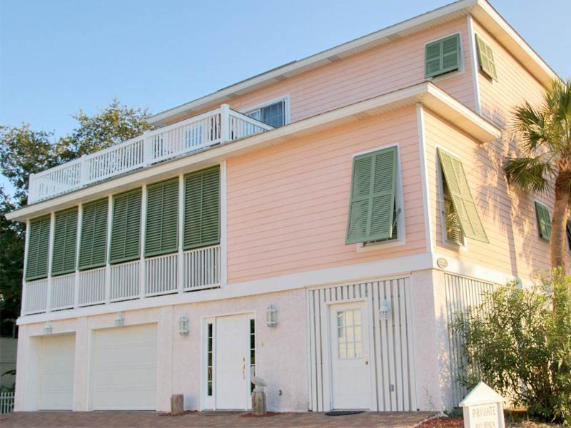 Pink House - Image 1 - Tybee Island - rentals