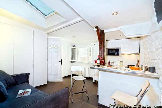 Saint Michel Cozy Cottage in Paris - Image 1 - Paris - rentals