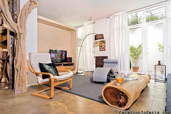 Chapelle Luxury Two Bedroom Loft - Image 1 - Paris - rentals