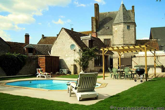 315/11th-century-manor-house-in-the-loire-valley - Image 1 - Auteuil - rentals