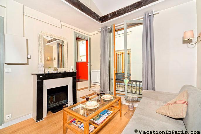 320/cozy-nest-near-st-germain-one-bedroom - Image 1 - Paris - rentals