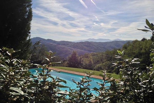 Beautifully restored olive mill and barn set among olive groves, features a salt water pool, and is located between Lucca and the Versilia coast SAL SOR - Image 1 - Lucca - rentals