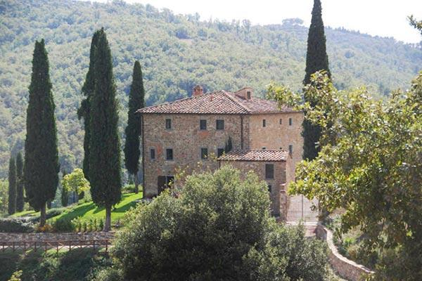 Beautiful, quiet property in the heart of the Chianti region between Gaiole and Castelnuovo Bergardenga. SAL MNA - Image 1 - Chianti - rentals