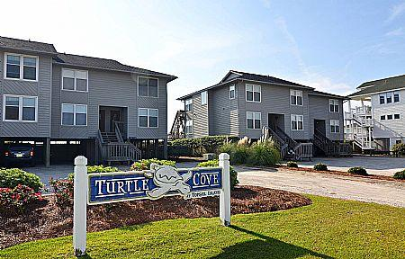 Turtle Cove - Turtle Cove 218 - Painters Joy, 218 Lazy Day Dr, Surf City, NC, Island - Surf City - rentals