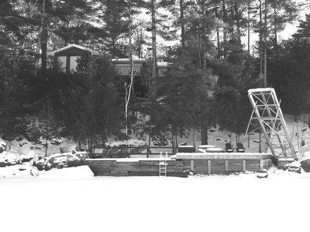 """Tall Pines"" on Bob's Lake - Image 1 - Rideau Lakes - rentals"