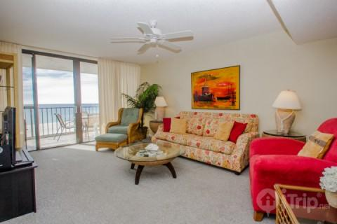 Romar Tower 4B - Image 1 - Orange Beach - rentals