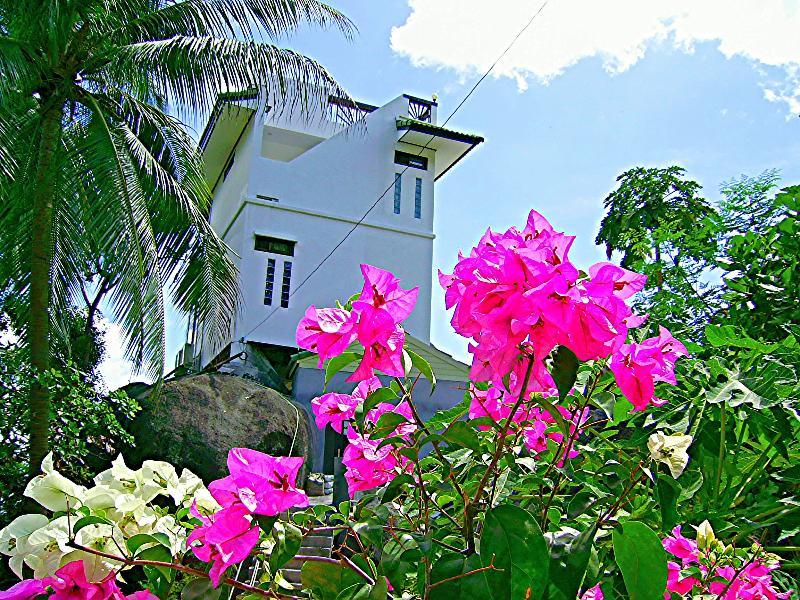 Ban Sua Samui - Unique roof terrace bungalow - Image 1 - Chaweng - rentals