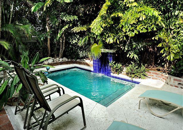 Villa Paradiso: A unique mid-town paradise - Image 1 - Key West - rentals