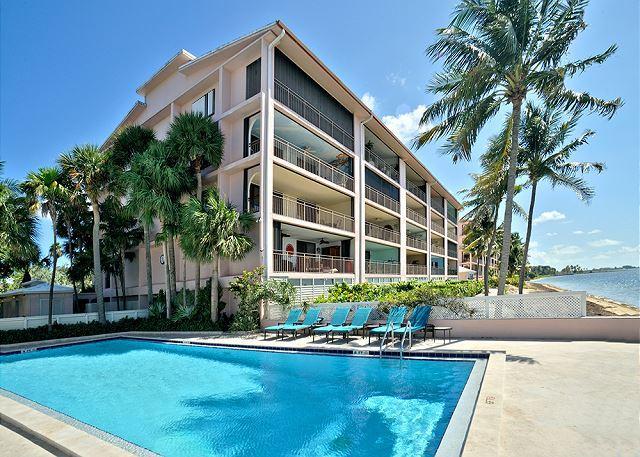 Beach Club #201 - Unique Oceanfront living - Image 1 - Key West - rentals