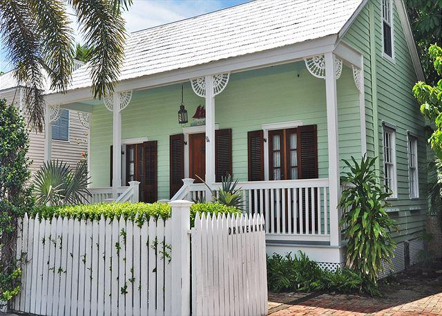 Casa Alegria - a Bahamian style conch house - Image 1 - Key West - rentals