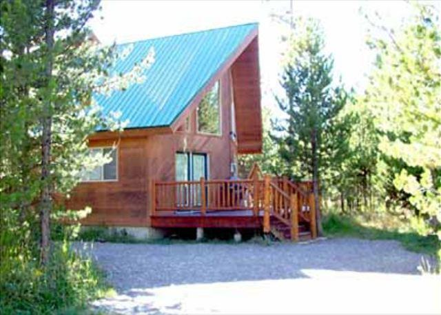 Cabin in the Trees - Cabin in the Trees is in a gated community surrounded by the Reservoir - Island Park - rentals