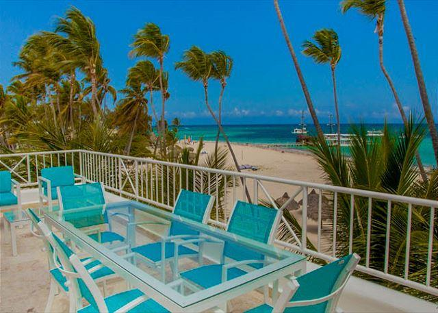 Flor del Mar PH - 402  - Private BeachFront Community! - Image 1 - Punta Cana - rentals