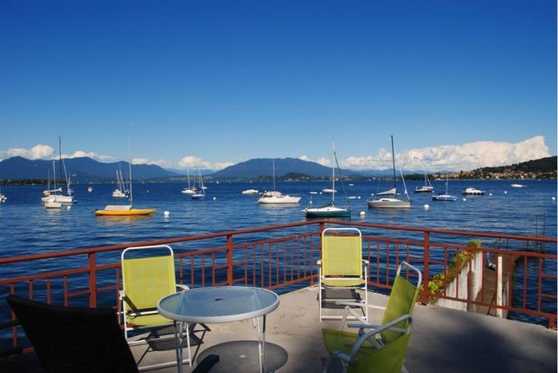 Charming Villa in Meina on Lake Maggiore  - Villa Salice - Image 1 - Meina - rentals